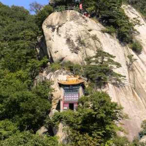 Phoenix Mountain, Fengcheng, Dandong, Liaoning, China